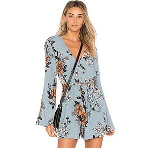 Minkpink New Romantic Play Suit Romper